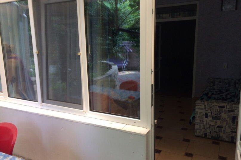 Жилье Мисхор, Дюльбер, 84 кв.м. на 6 человек, 2 спальни, Парковый спуск, 32, Мисхор - Фотография 7