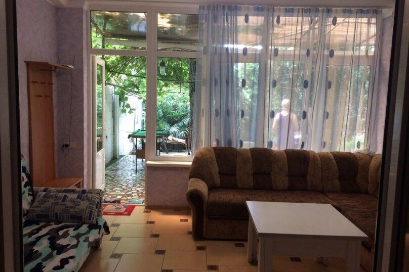 Жилье Мисхор, Дюльбер, 84 кв.м. на 6 человек, 2 спальни, Парковый спуск, 32, Мисхор - Фотография 9