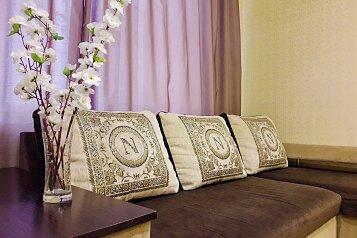 2-комн. квартира, 80 кв.м. на 8 человек, улица Переверткина, Воронеж - Фотография 3