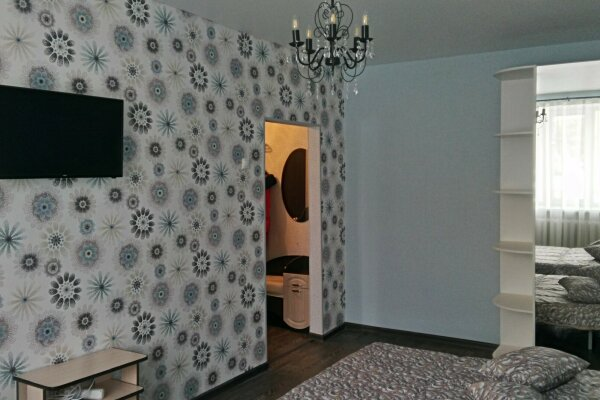 1-комн. квартира, 30 кв.м. на 4 человека, проспект Ибрагимова, 35, Казань - Фотография 1