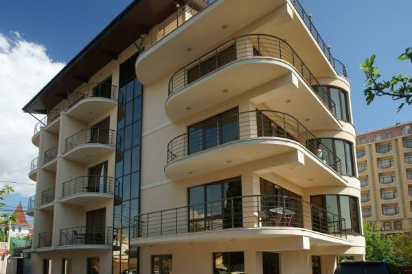 Гостиница, улица Багликова, 25 на 15 номеров - Фотография 1