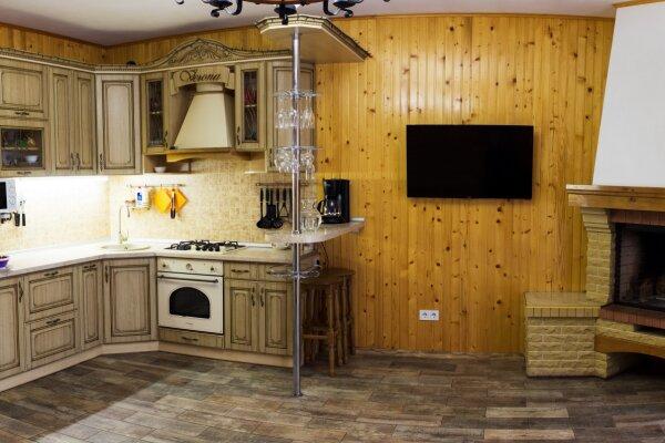 Апартаменты на 7 человек, 2 спальни, Черноморская, 22, Штормовое - Фотография 1