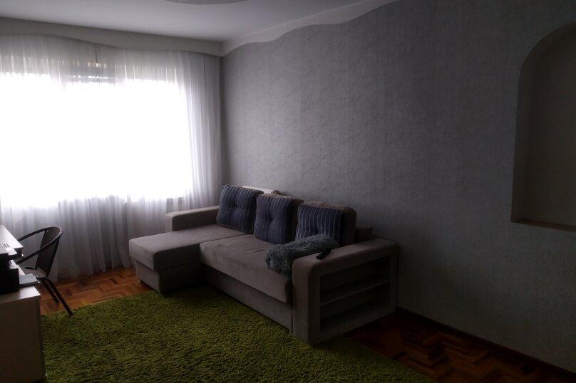 2-комн. квартира, 66 кв.м. на 6 человек, красноармейская , 3, Алушта - Фотография 11