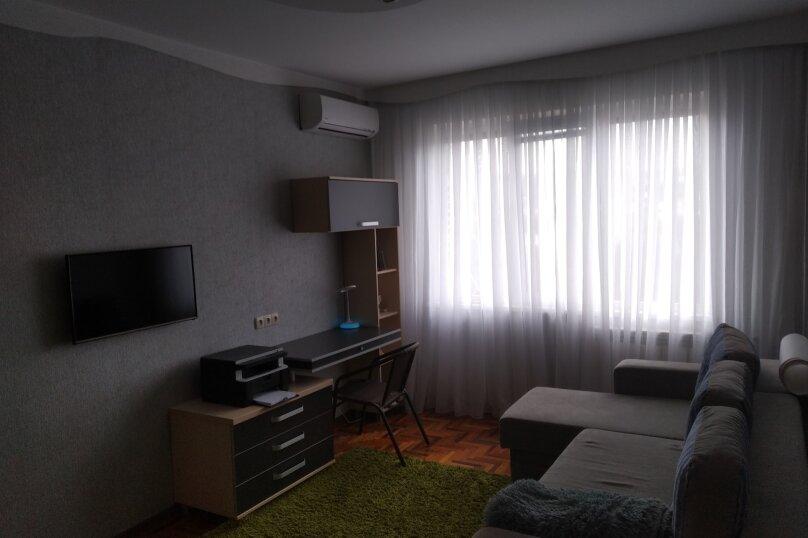 2-комн. квартира, 66 кв.м. на 6 человек, красноармейская , 3, Алушта - Фотография 12