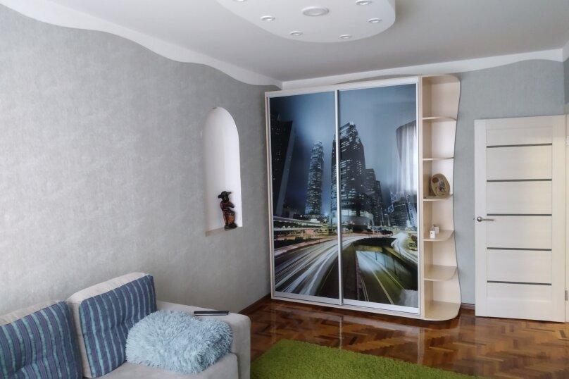 2-комн. квартира, 66 кв.м. на 6 человек, красноармейская , 3, Алушта - Фотография 18