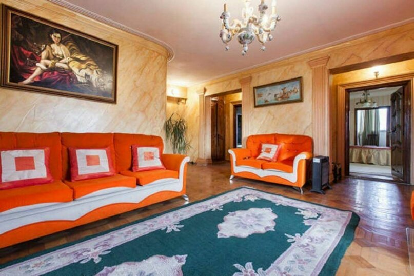 3-комн. квартира, 85 кв.м. на 6 человек, Баку, 74, Батуми - Фотография 3