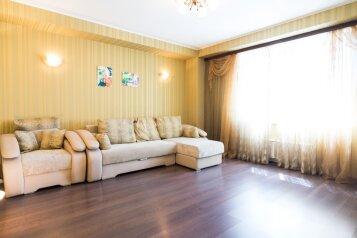 2-комн. квартира, 60 кв.м. на 4 человека, улица Шахтёров, Центральный район, Красноярск - Фотография 4