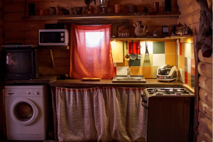 Гостевой дом , 60 кв.м. на 6 человек, 2 спальни, Третья Дачная улица, 744, Шерегеш - Фотография 9