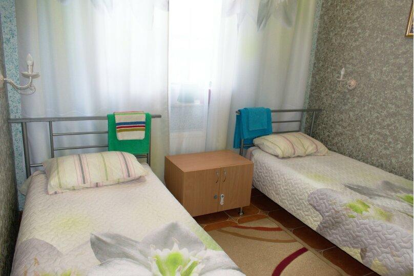 2-х местный стандарт №2 (раздельные кровати), Насыпная, 10, Феодосия - Фотография 1