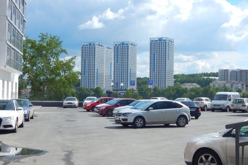 1-комн. квартира, 26 кв.м. на 4 человека, Рощинская улица, 21, Екатеринбург - Фотография 14