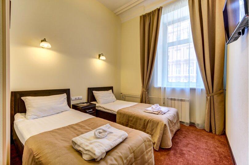 Двухместный номер с 1 кроватью или 2 отдельными кроватями, улица Маяковского, 50, Санкт-Петербург - Фотография 1