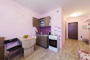 1-комн. квартира, 26 кв.м. на 4 человека, Рощинская улица, 21, Екатеринбург - Фотография 4