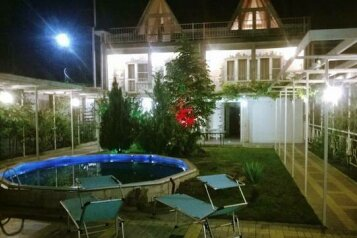 Таунхаус, 231 кв.м. на 12 человек, 4 спальни, Речная улица, Лермонтово - Фотография 1