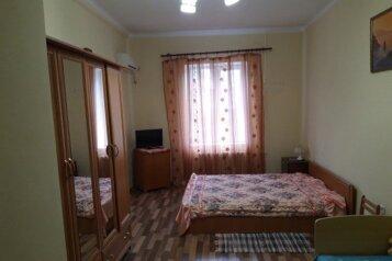 2-комн. квартира, 64 кв.м. на 6 человек, улица Бондаренко, 5, поселок Орджоникидзе, Феодосия - Фотография 1