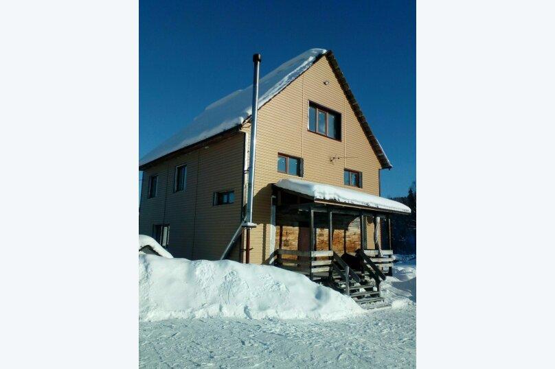 Дом Шерегеш, 160 кв.м. на 12 человек, 4 спальни, Чугунаш, Школьная, 10, Шерегеш - Фотография 16