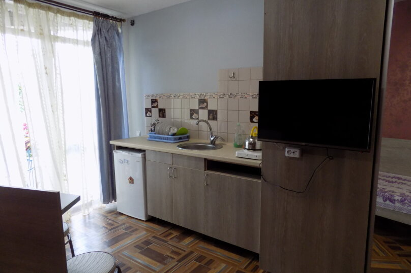 1-комн. квартира, 22 кв.м. на 3 человека, Красноармейская улица, 40А, Евпатория - Фотография 2