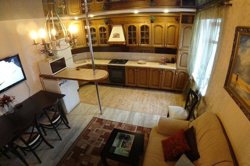 3-комн. квартира, 77 кв.м. на 7 человек, Комсомольская улица, 81, Ставрополь - Фотография 3