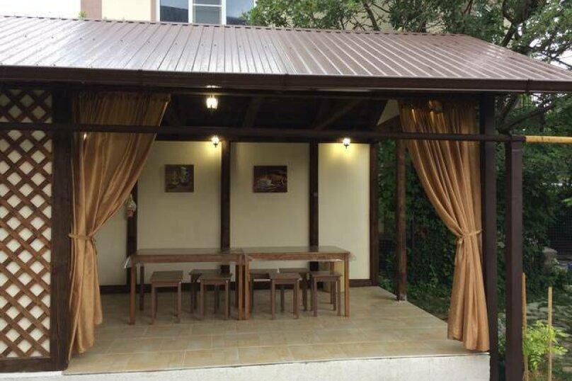 «Дубовый двор», 100 кв.м. на 9 человек, 3 спальни, улица Макаровой, 16, Геленджик - Фотография 17
