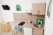 1-комн. квартира, 21 кв.м. на 4 человека, улица Бориса Пупко, Новороссийск - Фотография 5