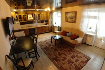 3-комн. квартира, 77 кв.м. на 7 человек, Комсомольская улица, 81, Ставрополь - Фотография 1