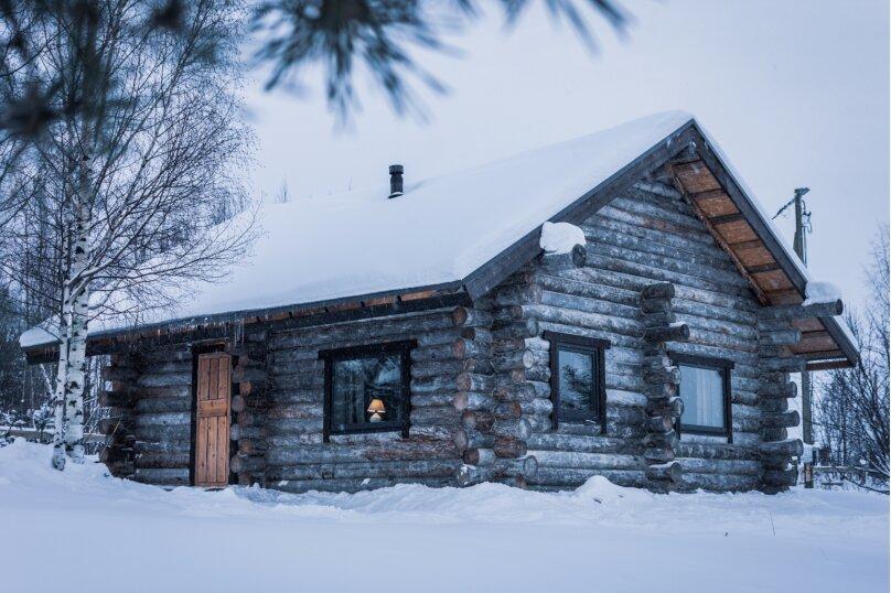 Дом, 65 кв.м. на 5 человек, 2 спальни, Ёршнаволок, 38, Пряжа - Фотография 6