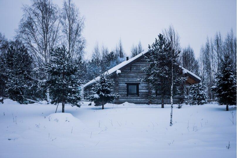 Дом, 65 кв.м. на 5 человек, 2 спальни, Ёршнаволок, 38, Пряжа - Фотография 8