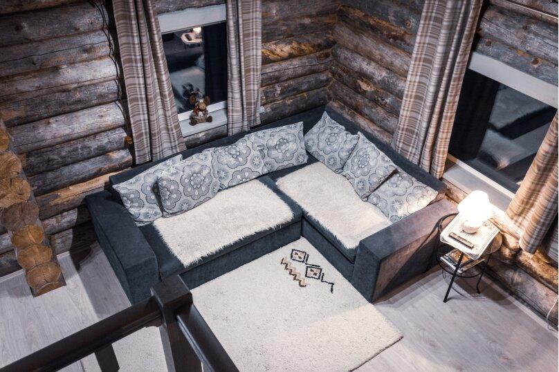 Дом, 65 кв.м. на 5 человек, 2 спальни, Ёршнаволок, 38, Пряжа - Фотография 18