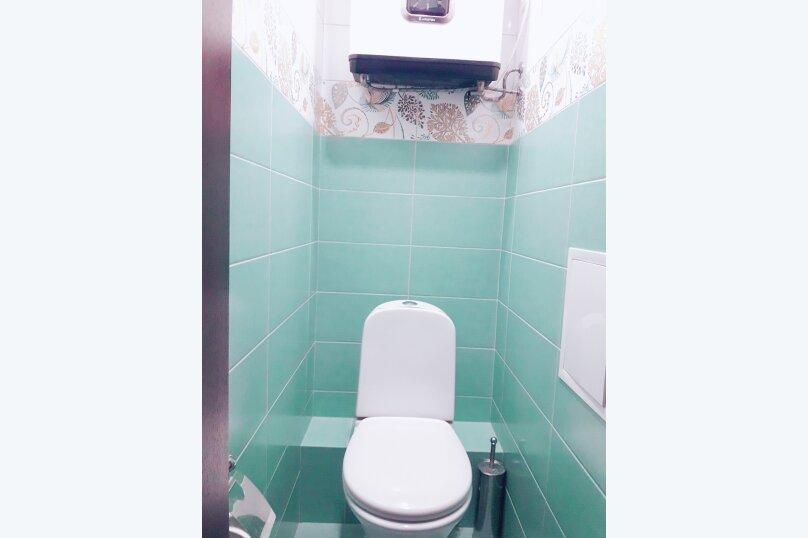 2-комн. квартира, 80 кв.м. на 5 человек, улица Мордасовой, 11А, Воронеж - Фотография 9