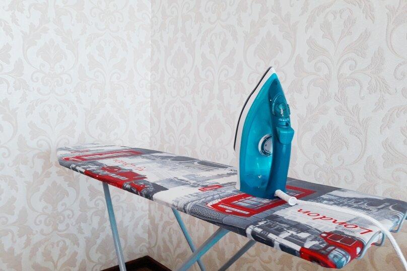 2-комн. квартира, 80 кв.м. на 5 человек, улица Мордасовой, 11А, Воронеж - Фотография 14
