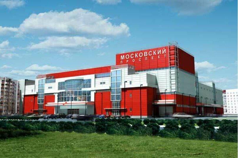 2-комн. квартира, 80 кв.м. на 5 человек, улица Мордасовой, 11А, Воронеж - Фотография 21