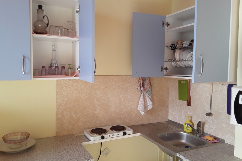 2-комн. квартира, 50 кв.м. на 7 человек, улица Абазгаа, 61, Гагра - Фотография 4