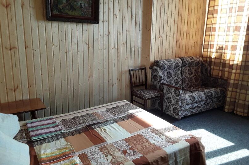 2-комн. квартира, 50 кв.м. на 7 человек, улица Абазгаа, 61, Гагра - Фотография 9