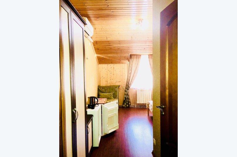 двухместный номер без балкона , Свирская улица, 21к2, Лазаревское - Фотография 4