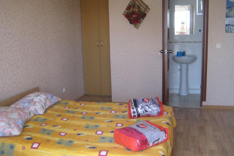 Двухместный номер с удобствами с видом на море (2-ой этаж), Качинское шоссе 30, 81, Севастополь - Фотография 1