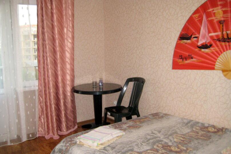 Трехместный номер с удобствами с видом на море (2-ой этаж), Качинское шоссе 30, 81, Севастополь - Фотография 1