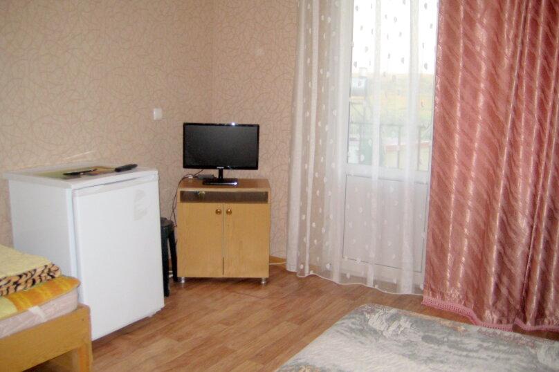 Трехместный номер с удобствами с видом на море (2-ой этаж), Качинское шоссе 30, 81, Севастополь - Фотография 6