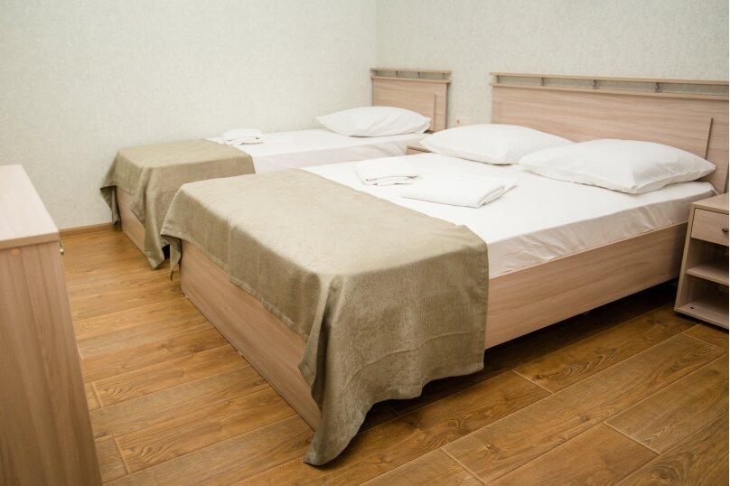 2-комн. квартира, 53 кв.м. на 5 человек, Красноармейская улица, 72, Витязево - Фотография 15