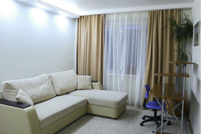 3-комн. квартира, 66 кв.м. на 5 человек, Партизанская , 12, Лазаревское - Фотография 9