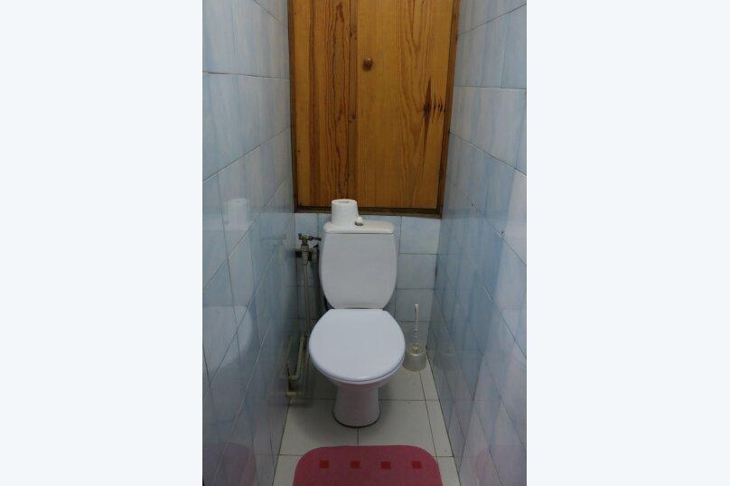 3-комн. квартира, 66 кв.м. на 5 человек, Партизанская , 12, Лазаревское - Фотография 12