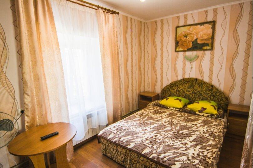 2-х местный номер с удобствами на этаже, улица Стамова, 9, Коктебель - Фотография 1