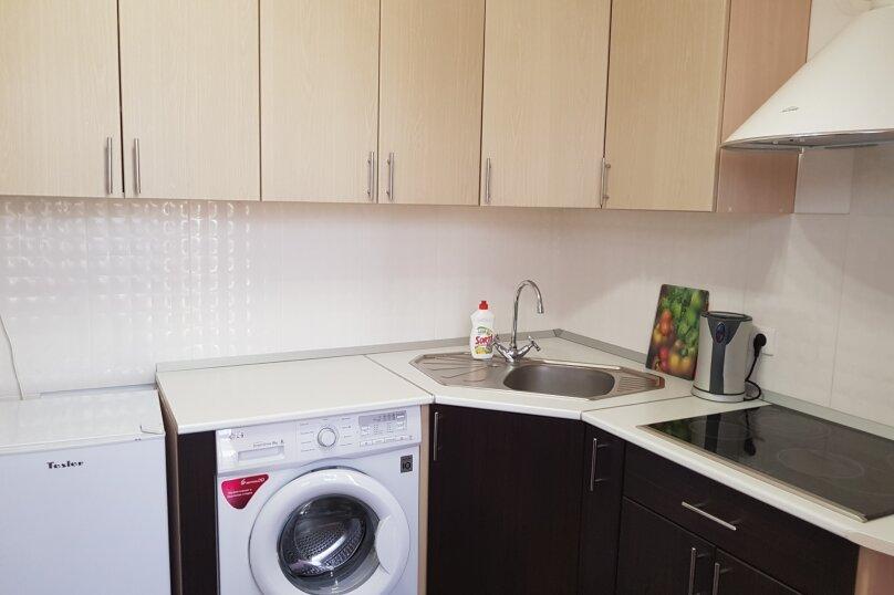 1-комн. квартира, 27 кв.м. на 3 человека, Красноармейская улица, 72, Витязево - Фотография 1