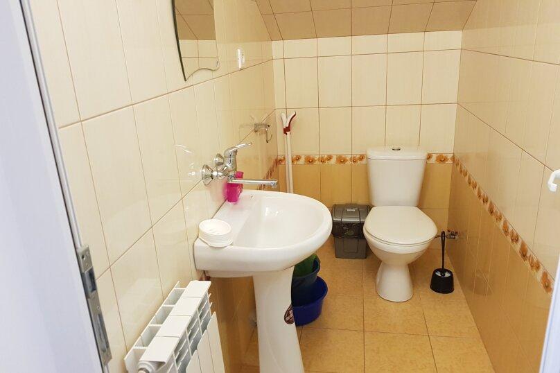 1-комн. квартира, 27 кв.м. на 3 человека, Красноармейская улица, 72, Витязево - Фотография 4