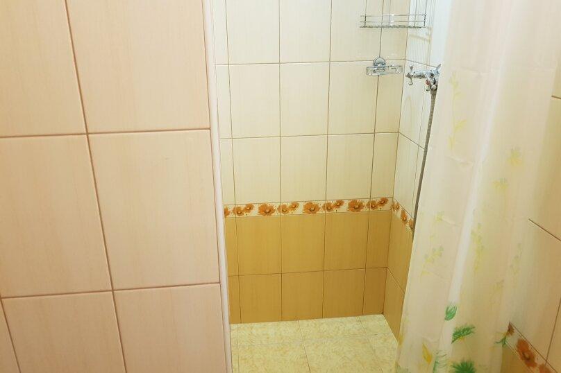 1-комн. квартира, 27 кв.м. на 3 человека, Красноармейская улица, 72, Витязево - Фотография 5