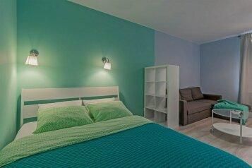 2-комн. квартира, 47 кв.м. на 5 человек, Кременчугская улица, 21к3, Санкт-Петербург - Фотография 1