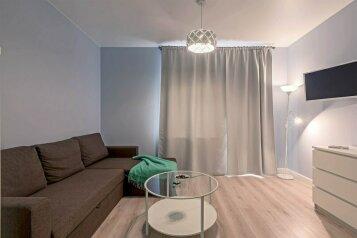 2-комн. квартира, 47 кв.м. на 5 человек, Кременчугская улица, 21к3, Санкт-Петербург - Фотография 3