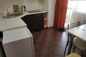 1-комн. квартира, 27 кв.м. на 3 человека, Красноармейская улица, 72, Витязево - Фотография 3