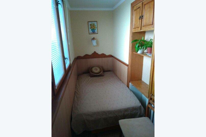 2-комн. квартира, 65 кв.м. на 5 человек, улица Космонавтов, 24, Форос - Фотография 3