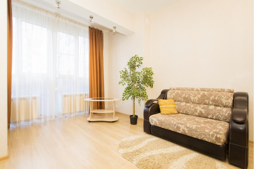 1-комн. квартира, 45 кв.м. на 4 человека, улица Белинского, 15, Нижний Новгород - Фотография 4