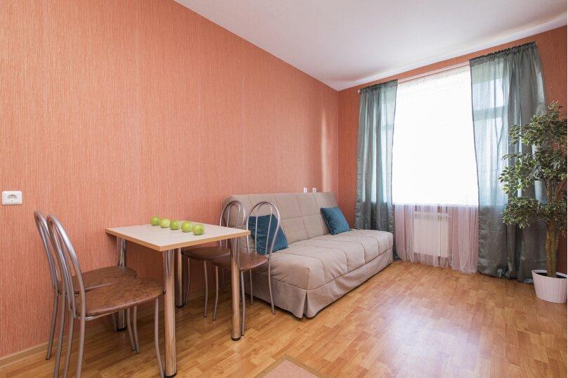 1-комн. квартира, 50 кв.м. на 6 человек, улица Тимирязева, 35, Нижний Новгород - Фотография 9