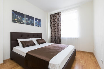 1-комн. квартира, 50 кв.м. на 6 человек, улица Тимирязева, 35, Нижний Новгород - Фотография 1